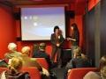 Predstavitev filma Vesna, Nadje Valentinčič Furlan