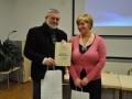 Dragomir Zupanc in Polona Rigler Grm, avtorja filma Master Debeljak