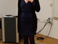 Halla Mia Olafsdottir, the author of the film Books with Remulade