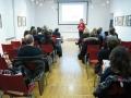 Občinstvo in Nadja Valentinčič Furlan