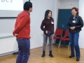 Sebastián Gómez Ruiz, Sara Brusciano, Nadja Valentinčič Furlan