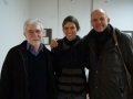 Rolf Husmann, Sarah Lunaček, Frode Storaas