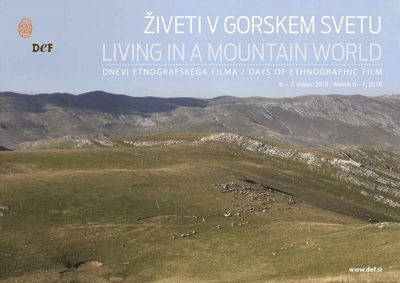 Živeti v gorskem svetu